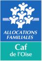 logo CAF oise